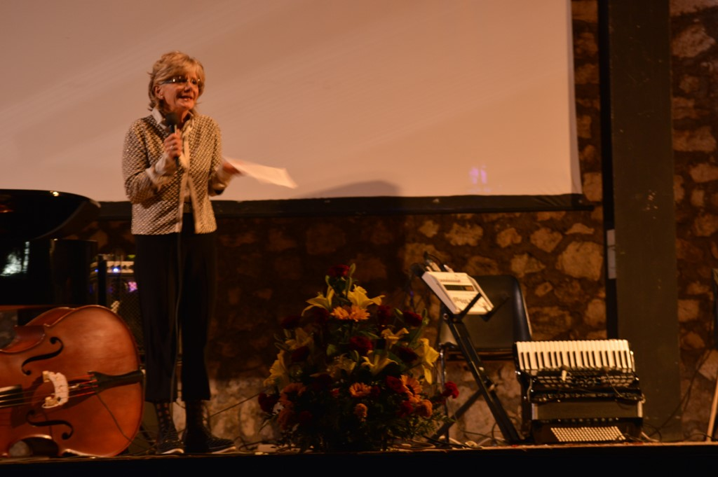 La voce del volontario - sig.ra Antonietta Silvi